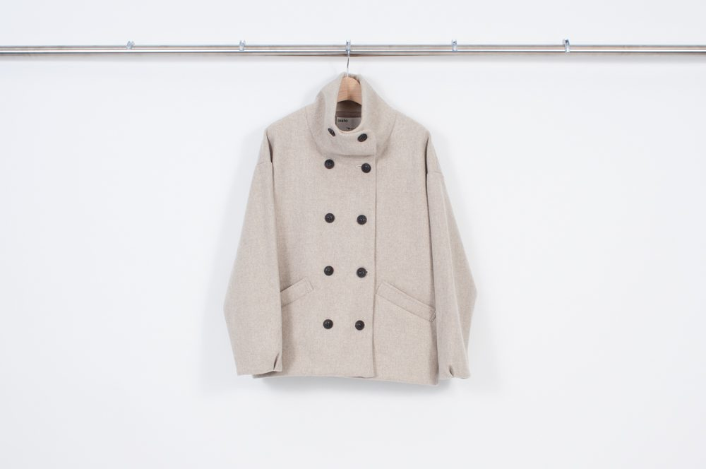 Funnel color coat (beige)