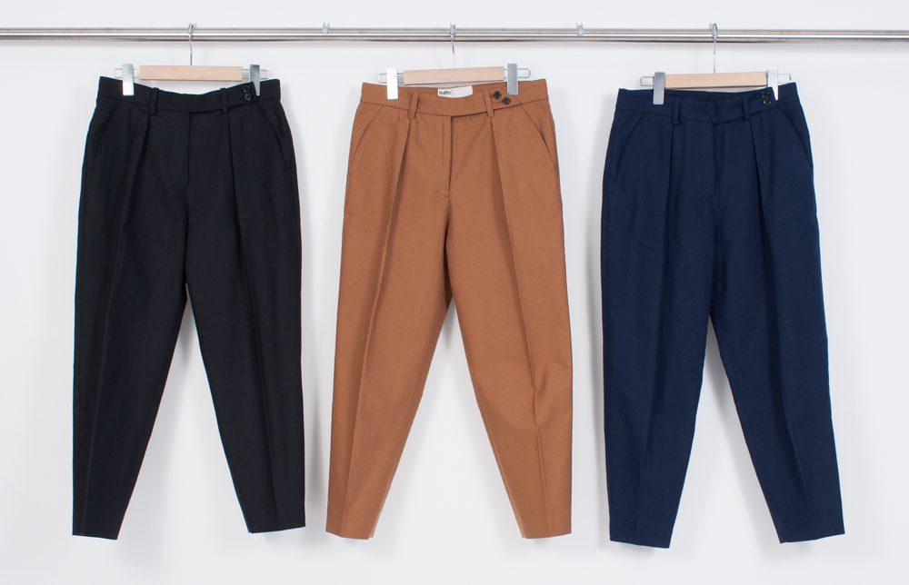 Peck Top pants