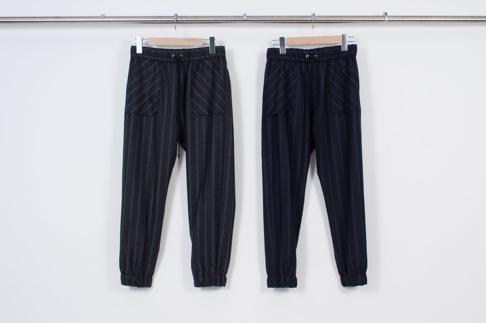 9 parts length sweat pants