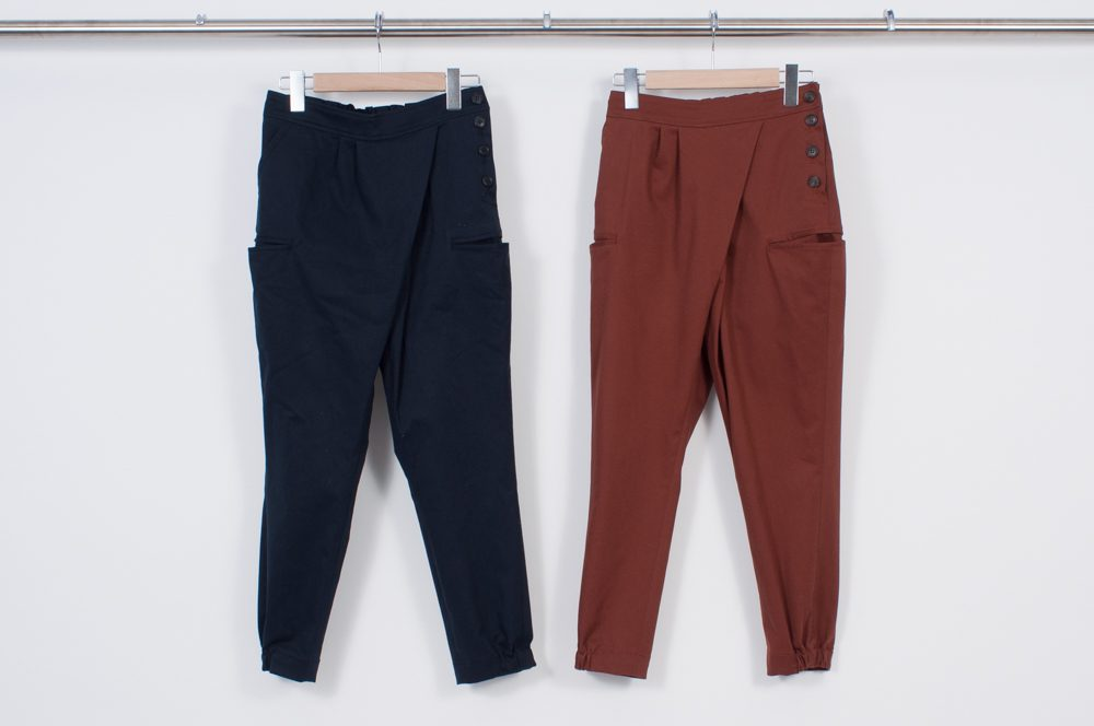 Deformation Thailand Pants (Cotton)