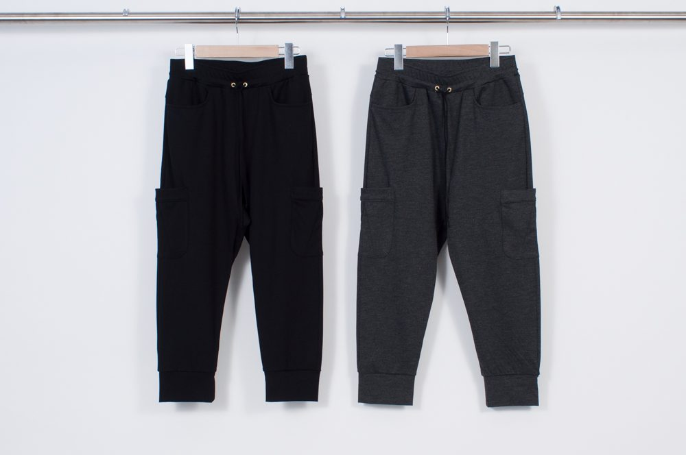 6 pocket sweat pants (plain)